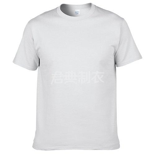 白色纯棉文化衫