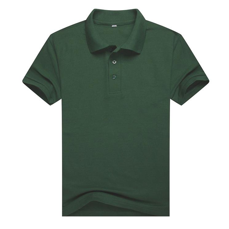 墨绿色T恤衫,短袖墨绿色T恤衫万博体育手机版客户端款式 A2-010