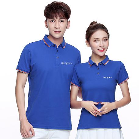夏季工作服POLO衫,企业夏季POLO衫工服款式图片 B1-002