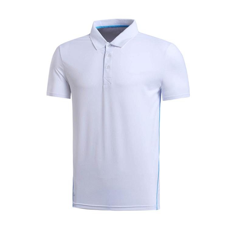 万博体育手机版登录入口白色POLO衫