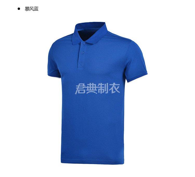 万博体育手机版登录入口蓝色POLO衫