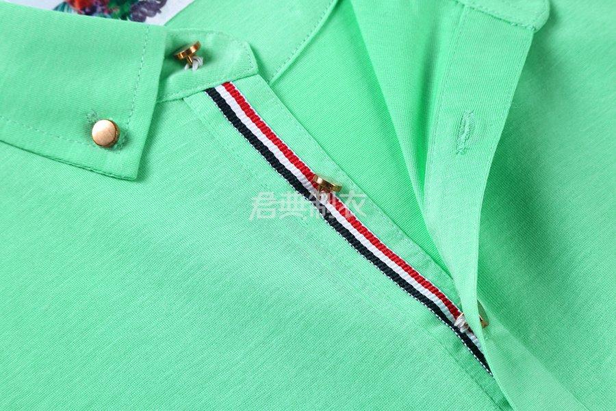 天丝长绒棉POLO衫6