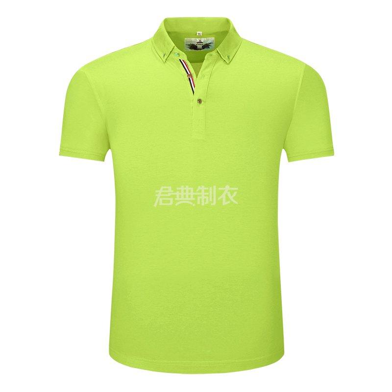 果绿色万博体育手机版登录入口POLO衫